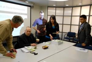David Ranney speaks at University of Chicago