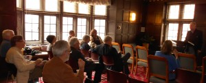 David Ranney Presentation at 1st Unitarian Church in Hyde Park, Chicago